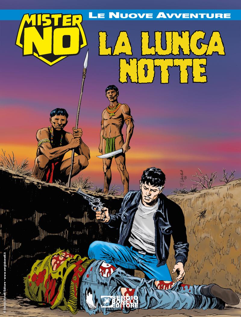 copertina di Mister No