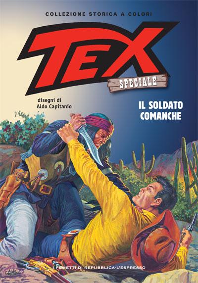 copertina di Aldo Capitanio © Sergio Bonelli Editore