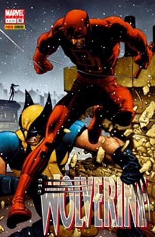 copertina di John Romita Jr    Wolverine 23 © Marvel Comics
