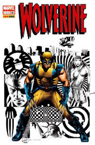copertina di John Romita Jr    Wolverine 27 © Marvel Comics