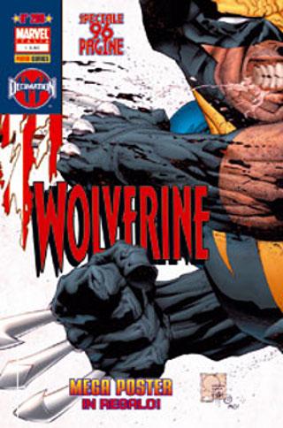 copertina di ???    Wolverine ??? © Marvel Comics