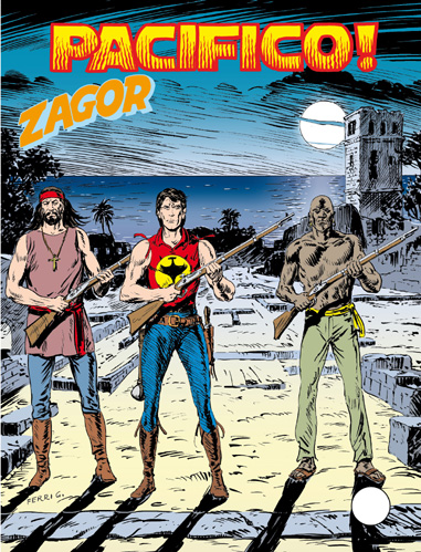 copertina zagor 561