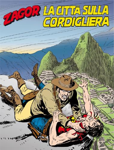 copertina zagor 565