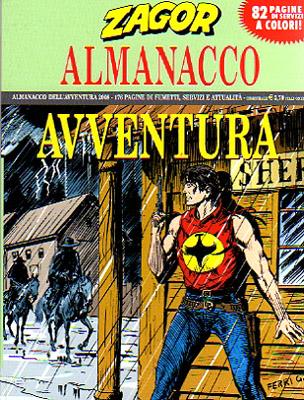 FUMETTI & MANGA - Pagina 2 Zagor_almanacco_2008