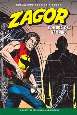 Zagor collezione storica L'Ombra del Vampiro