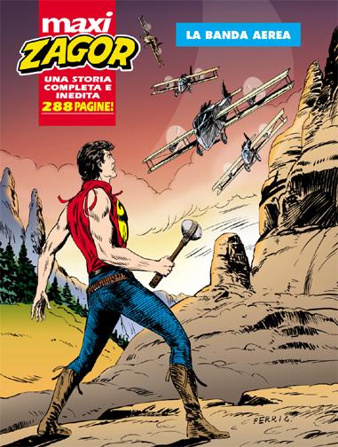 copertina maxi zagor 15