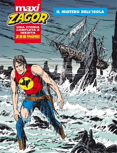 copertina Maxi Zagor 17