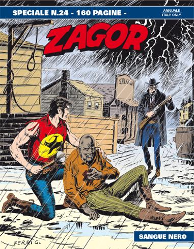 copertina zagor speciale 24