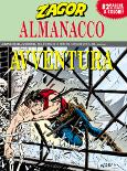 copertina almanacco dell'avventura (zagor) numero 13