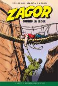 Zagor collezione storica a colori 16 - Contro la Legge