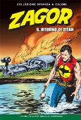 Zagor collezione storica a colori 18 - Il Ritorno di Titan