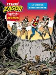 copertina maxi zagor numero 23