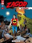 copertina Zagor le Origini 1 di Michele Rubini
