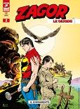 copertina Zagor le Origini 2 di Michele Rubini