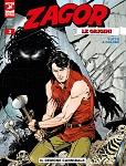 copertina Zagor le Origini 3 di Michele Rubini