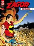 copertina Zagor le Origini 6 di Michele Rubini