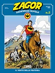 copertina Zagor Darkwood Novels 2 di Michele Rubini