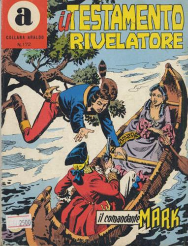 il Comandante Mark collana Araldo copertina numero 172
