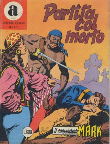 il Comandante Mark collana Araldo copertina numero 173