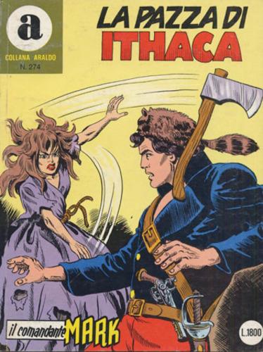 il Comandante Mark collana Araldo copertina numero 274