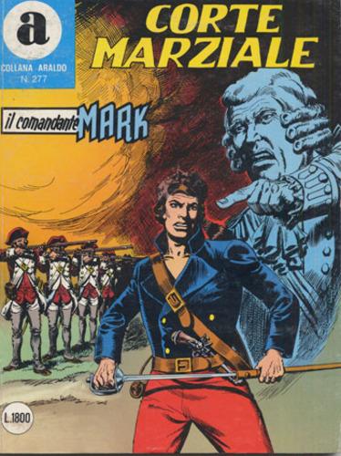 il Comandante Mark collana Araldo copertina numero 277