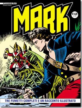 il Comandante Mark edizioni IF copertina numero 1