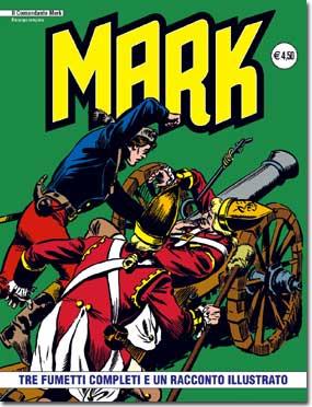 il Comandante Mark edizioni IF copertina numero 5