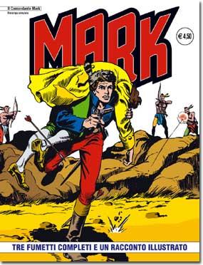 il Comandante Mark edizioni IF copertina numero 6