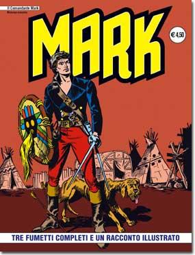 il Comandante Mark edizioni IF copertina numero 7