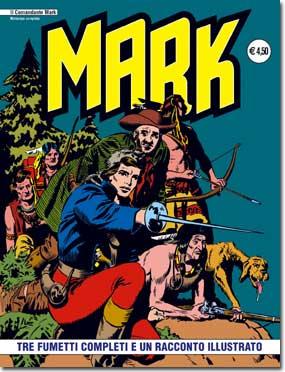 il Comandante Mark edizioni IF copertina numero 11