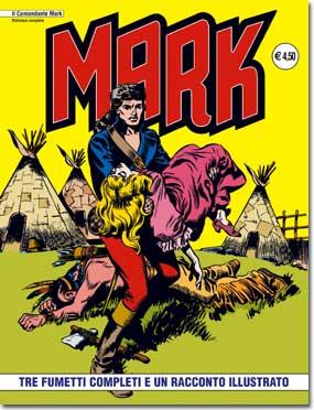 il Comandante Mark edizioni IF copertina numero 12