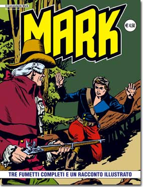 il Comandante Mark edizioni IF copertina numero 14
