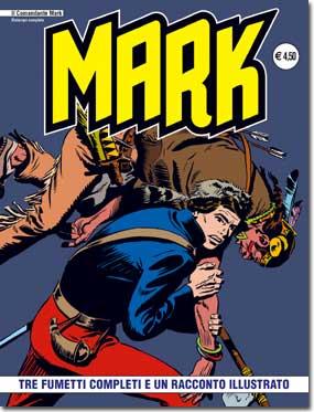 il Comandante Mark edizioni IF copertina numero 15