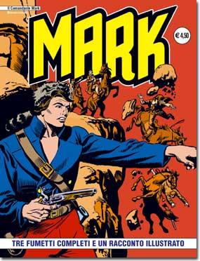 il Comandante Mark edizioni IF copertina numero 16