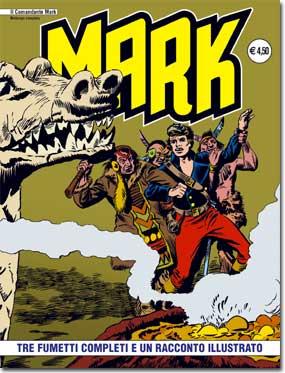 il Comandante Mark edizioni IF copertina numero 17