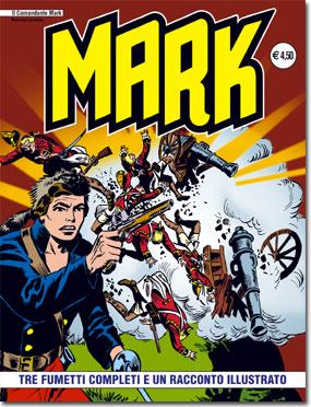 il Comandante Mark edizioni IF copertina numero 18