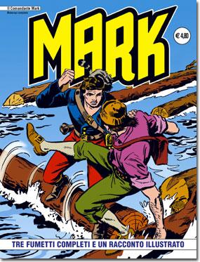 il Comandante Mark edizioni IF copertina numero 19