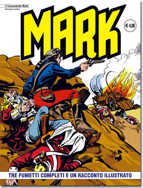 il Comandante Mark edizioni IF copertina numero 20
