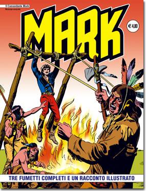 il Comandante Mark edizioni IF copertina numero 21