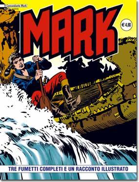 il Comandante Mark edizioni IF copertina numero 22