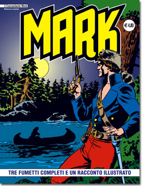 il Comandante Mark edizioni IF copertina numero 23