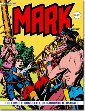 il Comandante Mark edizioni IF copertina numero 24