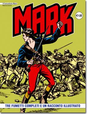 il Comandante Mark edizioni IF copertina numero 25
