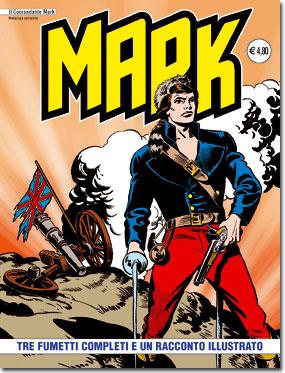 il Comandante Mark edizioni IF copertina numero 26