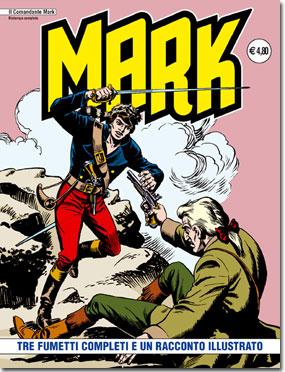 il Comandante Mark edizioni IF copertina numero 27