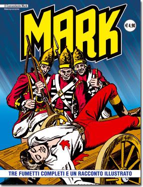 il Comandante Mark edizioni IF copertina numero 28