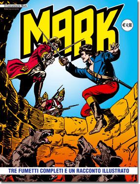 il Comandante Mark edizioni IF copertina numero 29