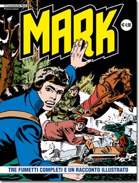 il Comandante Mark edizioni IF copertina numero 30