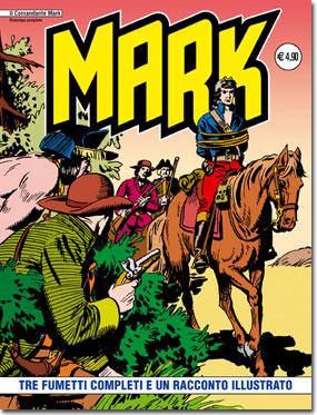 il Comandante Mark edizioni IF copertina numero 31