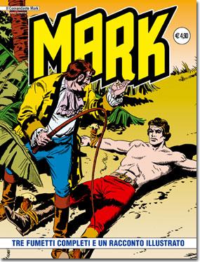 il Comandante Mark edizioni IF copertina numero 32